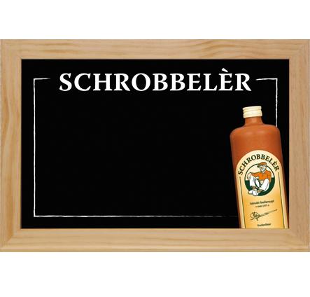 Webshop Schrobbelèr Krijtbord